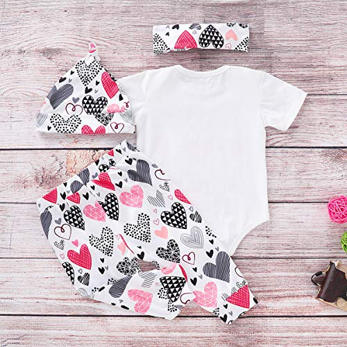 2aba6dd130730 Skirt Sets – My First Valentine's Day Clothes Baby Girls Daddy's ...